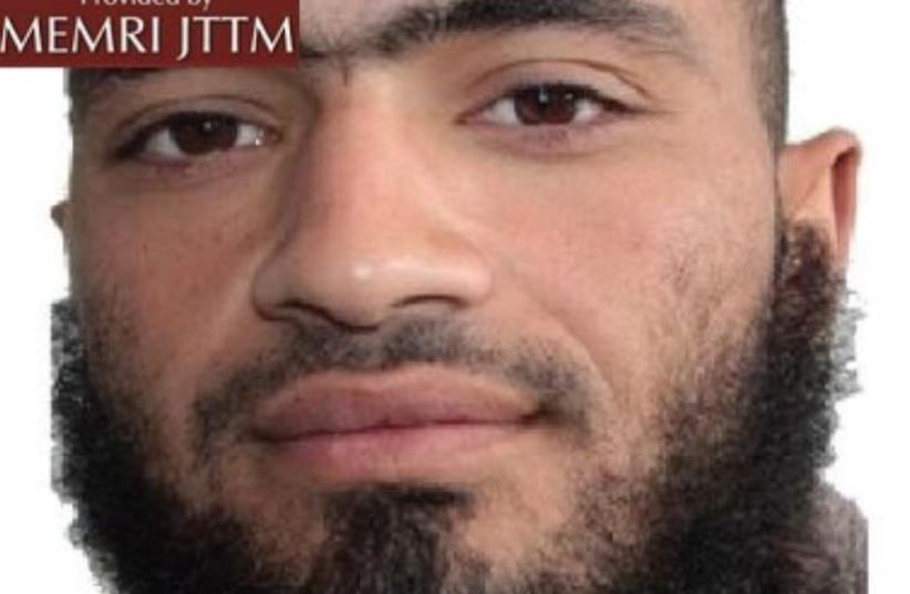 Mahmoud al-Salfiti (photo credit: MEMRI)