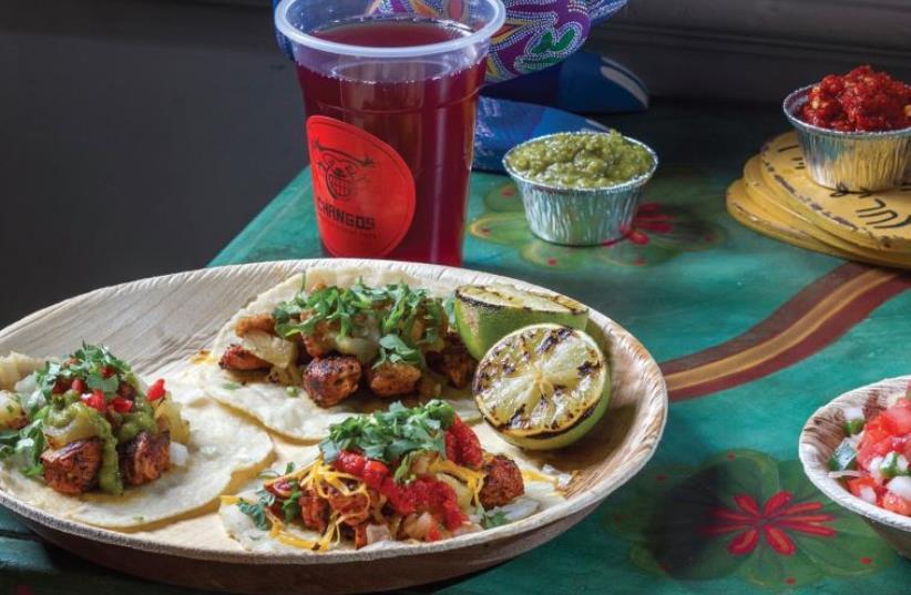 Changos restaurant in Tel Aviv (photo credit: PR)