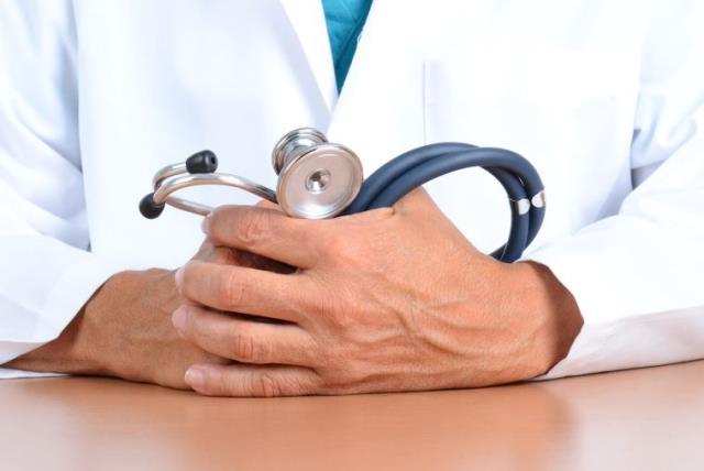 Doctor [Illustrative] (photo credit: INGIMAGE)