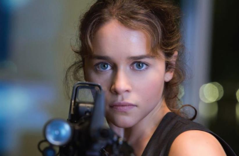 'Terminator Genisys' movie (photo credit: PR)