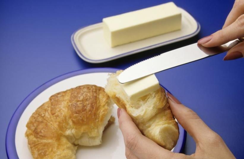 A Croissant (photo credit: INGIMAGE)