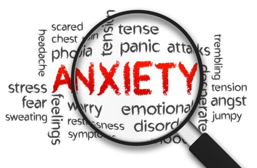 Anxiety (illustrative). (photo credit: INGIMAGE)