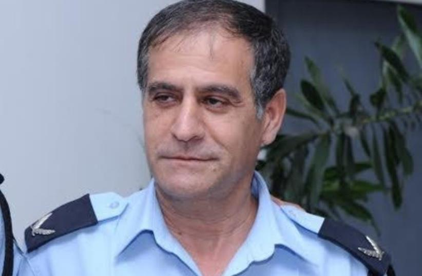 Police Assistant Commissioner Ephraim Bracha  (photo credit: POLICE SPOKESPERSON'S UNIT)