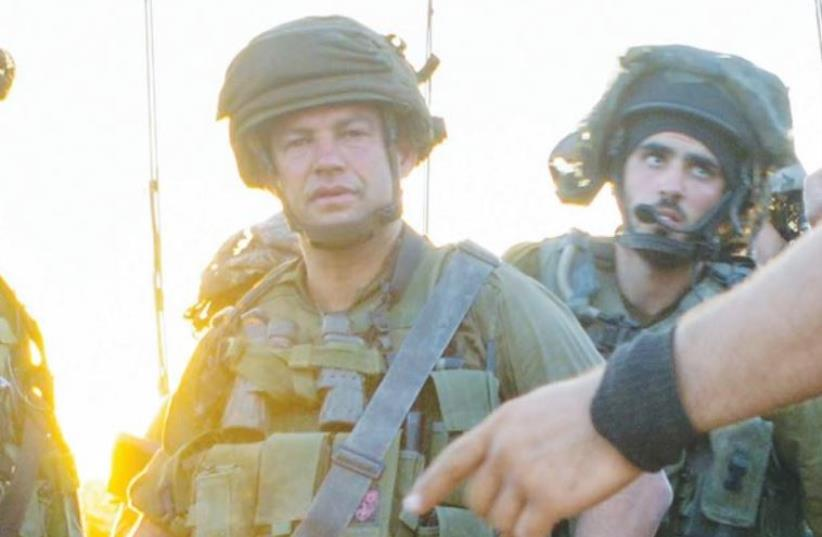 COL. OFER WINTER commanded the Givati Brigade during last year's war in the Gaza Strip. (photo credit: Wikimedia Commons)