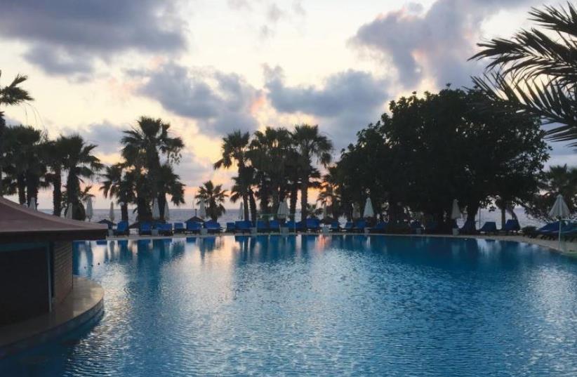 Cyprus Hotel (photo credit: MOTTI VERSES)