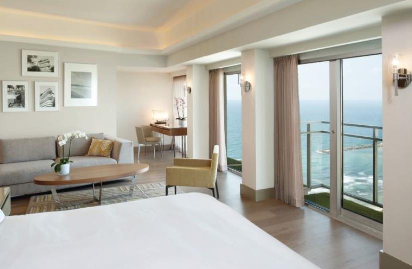 The Tel Aviv Hilton Hotel (photo credit: PR)