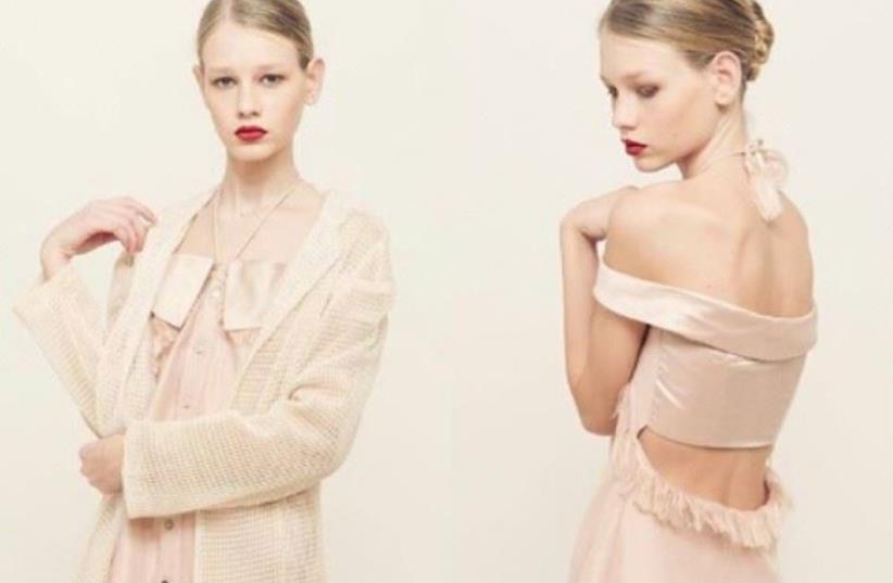 Sofia Mechetner modelling (photo credit: GILAD BAR SHALEV)