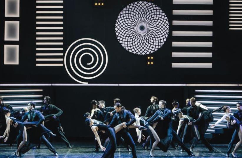 Russia's leading neoclassical ballet company Boris Eifman (photo credit: PR)
