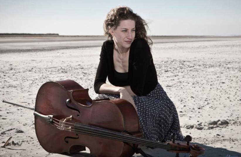 Cellist Michal Beck (photo credit: FEIKO KOSTER)