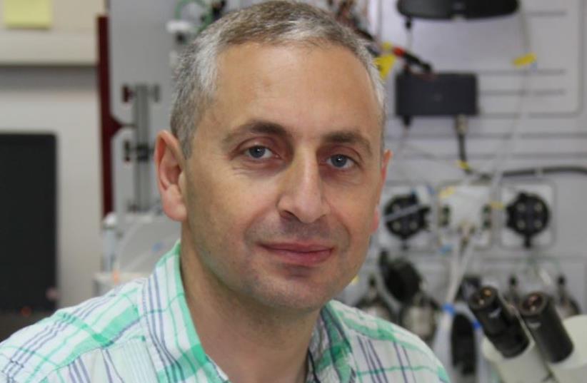 Assistant Prof. Akram Alian (photo credit: TECHNION)