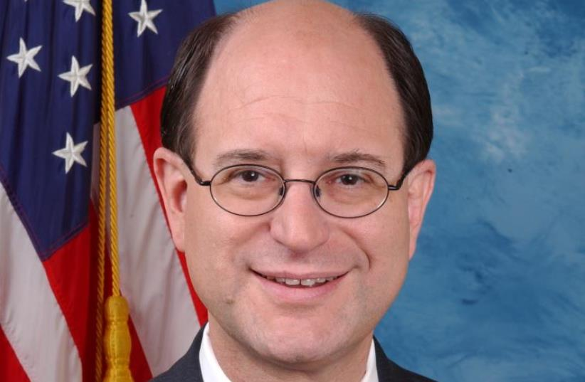 Rep. Brad Sherman (D-CA) (photo credit: Courtesy)