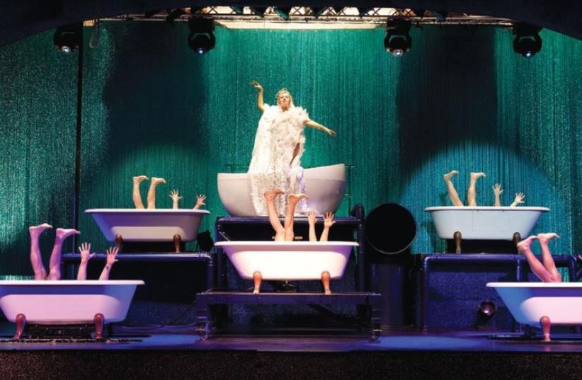'SOAP – THE SHOW' (photo credit: REINHARD BICHSEL)