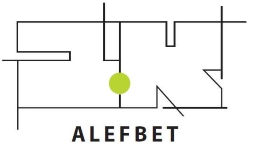 Alefbet logo (photo credit: Courtesy)