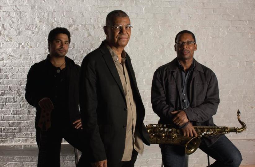 The Jack Dejohnette Trio (photo credit: SWANDRINE LEE)