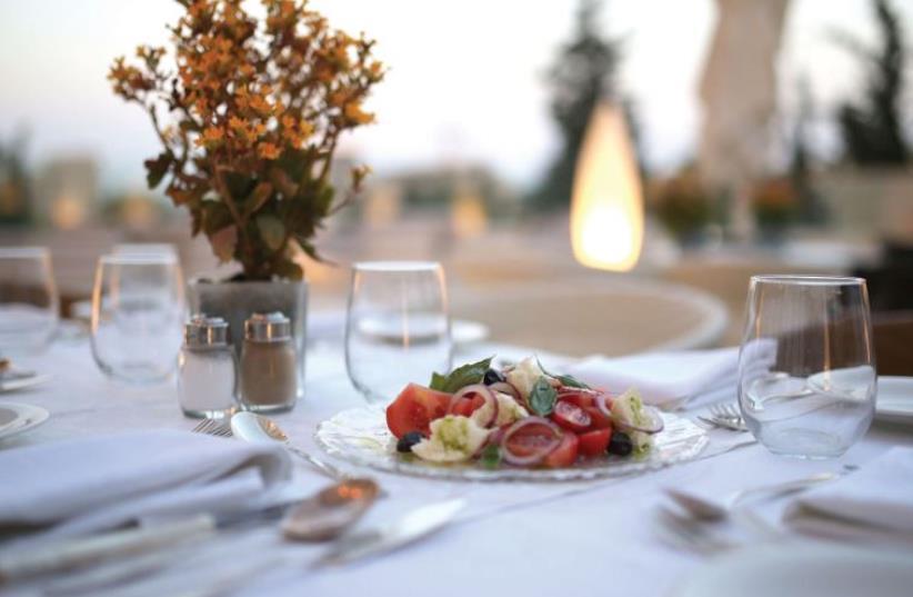 The Leonardo Plaza's Primavera restaurant (photo credit: PR)