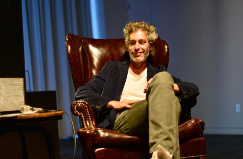 Matisyahu attends Sonos Studio Listening Party at Sonos Studio on May 20, 2014 in Los Angeles, California.  (photo credit: JEROD HARRIS/GETTY IMAGES FOR SONOS/AFP)