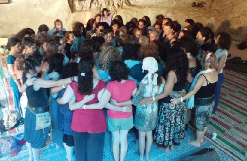 The Spirit Over Soul Festival in Caesarea (photo credit: PR)