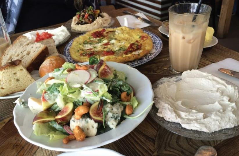Petit Café in Tel Aviv (photo credit: PR)