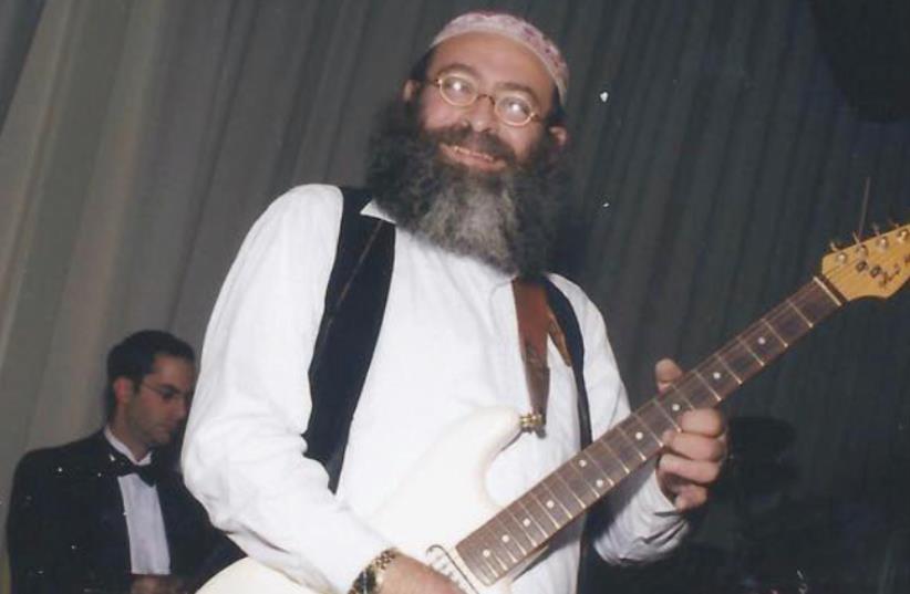 JEWISH GUITARIST Yossi Piamenta. (photo credit: FACEBOOK)