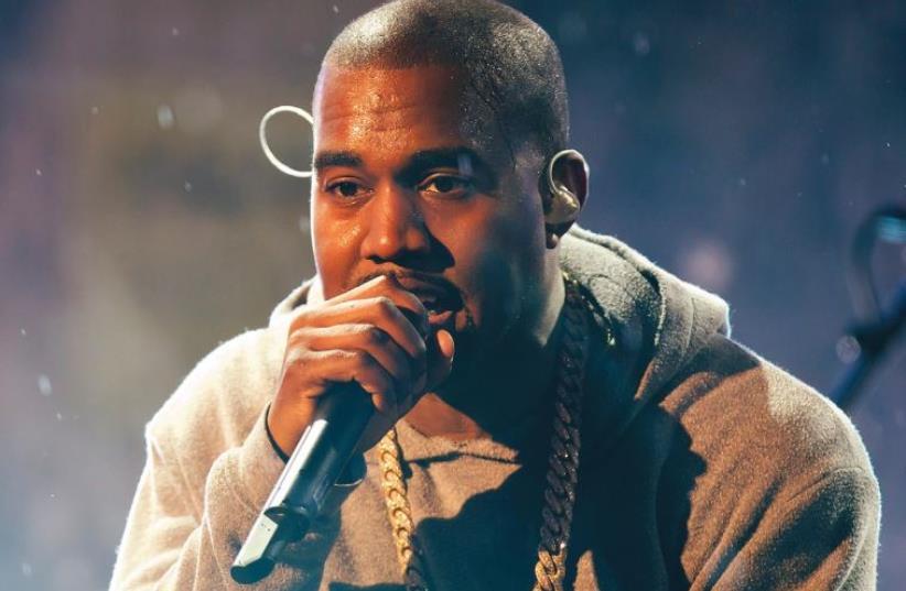 Kanye West (photo credit: PR)