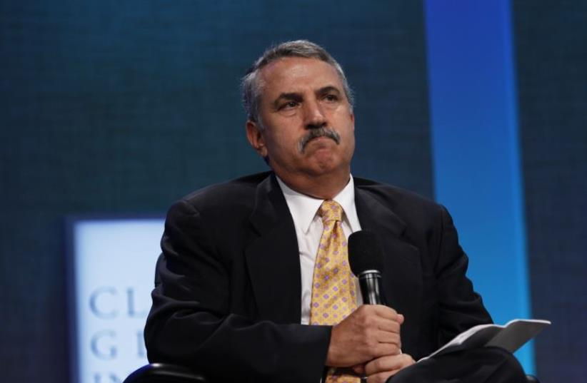 Thomas Friedman (photo credit: REUTERS)