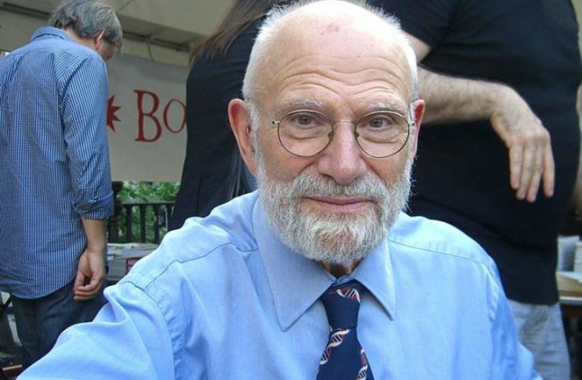 Dr. Oliver Sacks (photo credit: LUIGI NOVI / WIKIMEDIA COMMONS)