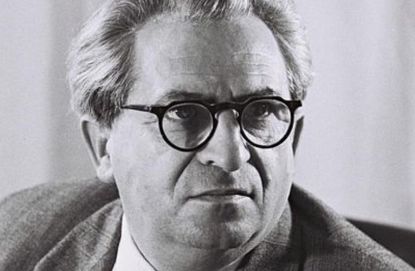 Former MK Yohanan Bader (photo credit: Wikimedia Commons)