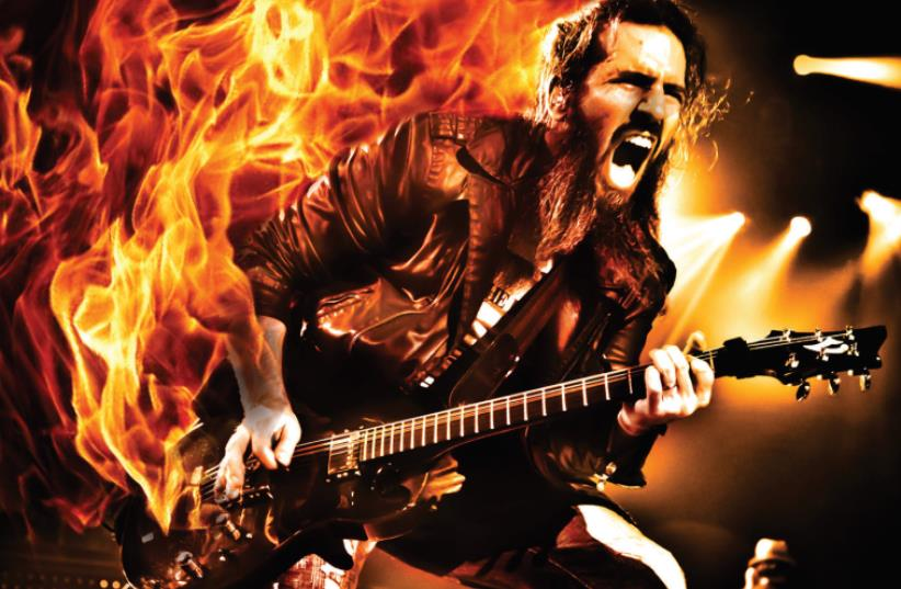 American guitarist Ron 'Bumblefoot' Thal (photo credit: KATARINA BENZOVA)