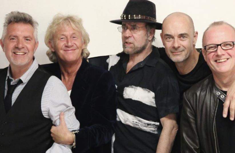 British rock band Manfred Mann's Earth Band (photo credit: PR)