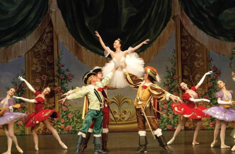 The St. Petersburg Theater Russian Ballet (photo credit: PR)