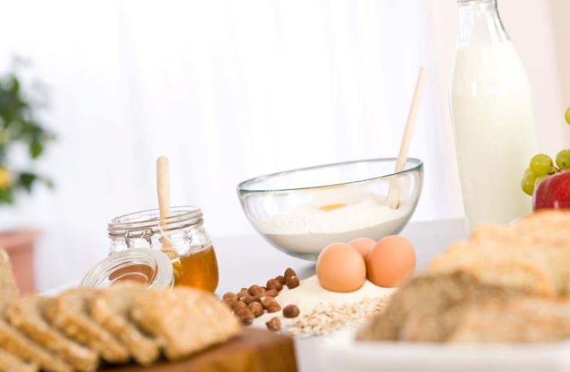 Baking (photo credit: INGIMAGE)