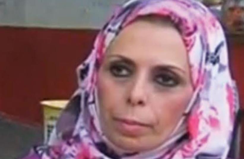 Nelly al-Masri (photo credit: REUTERS)