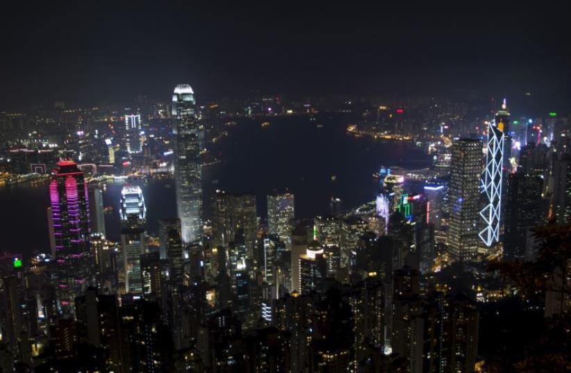 Hong Kong (photo credit: REUTERS)