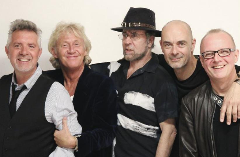 VETERAN ROCKERS Manfred Mann's Earth Band returns to Israel this week to perform many of their greatest hits (photo credit: Courtesy)