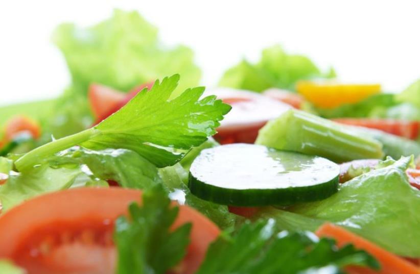Mixed summer salad (photo credit: INGIMAGE)