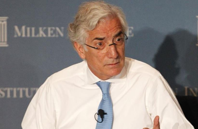 Sir Ronald Cohen,  head of the Social Investments task force of the G8 (photo credit: REUTERS)