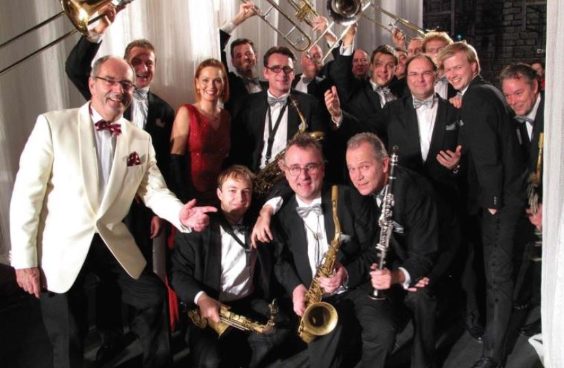 The Glen Miller Orchestra (photo credit: PR)