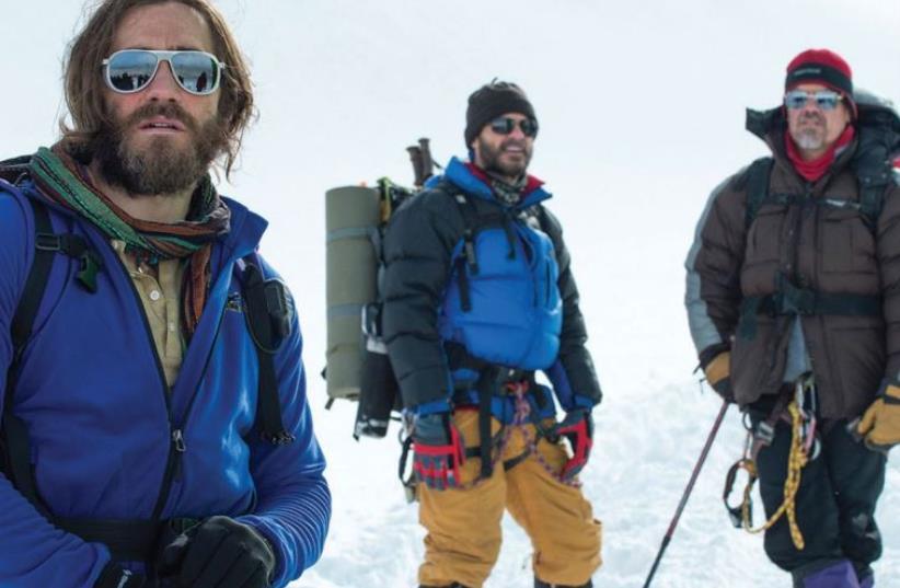'Everest' movie (photo credit: PR)