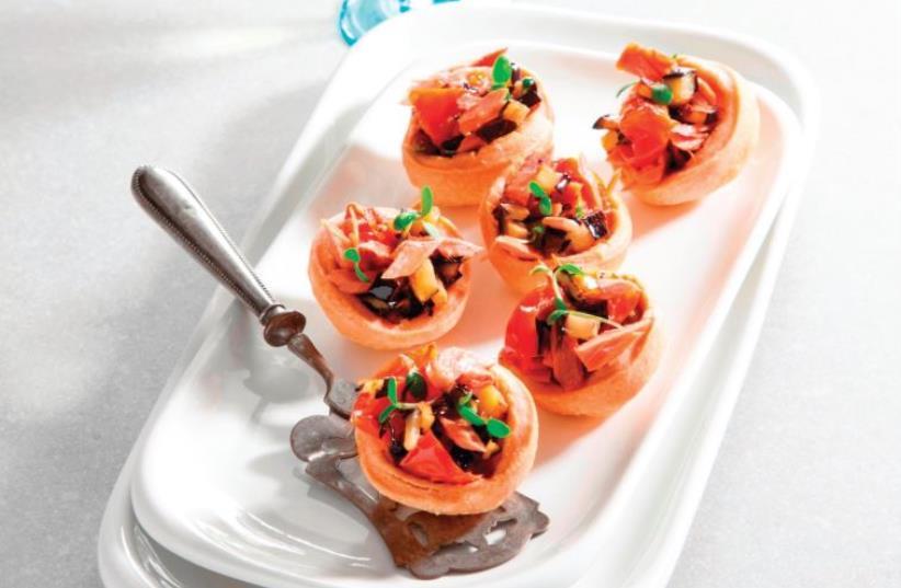 Tuna muffins (photo credit: Courtesy)