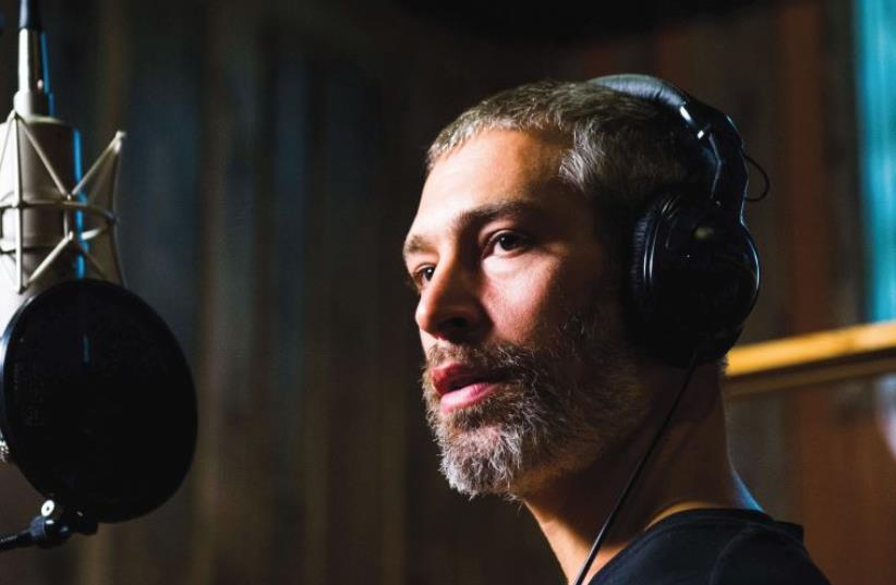 'I LEARNED that it's all about inspiration – about making music that inspires me, and if I'm inspired, then the audience will be inspired,' says reggae hip-hop artist Matisyahu. (photo credit: Courtesy)
