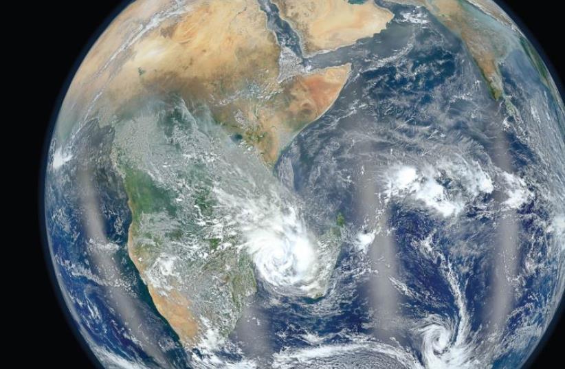 Earth (photo credit: NASA)