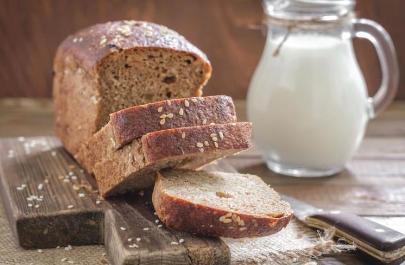 Light bread (photo credit: ING IMAGE/ASAP)