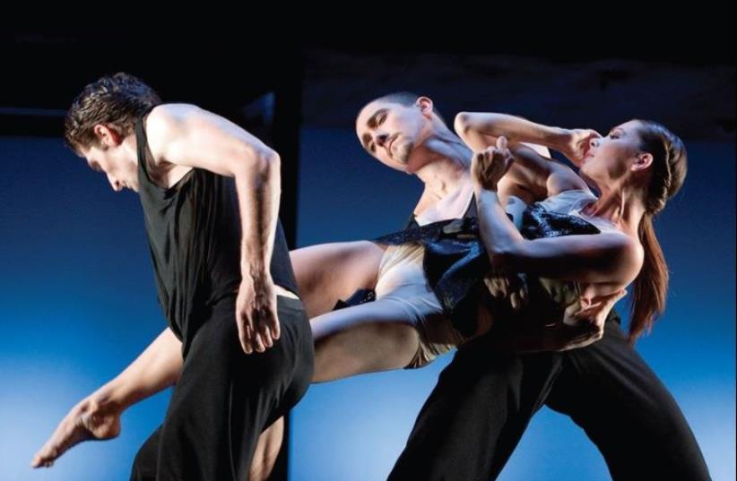 The Düsseldorf Ballet (photo credit: PR)