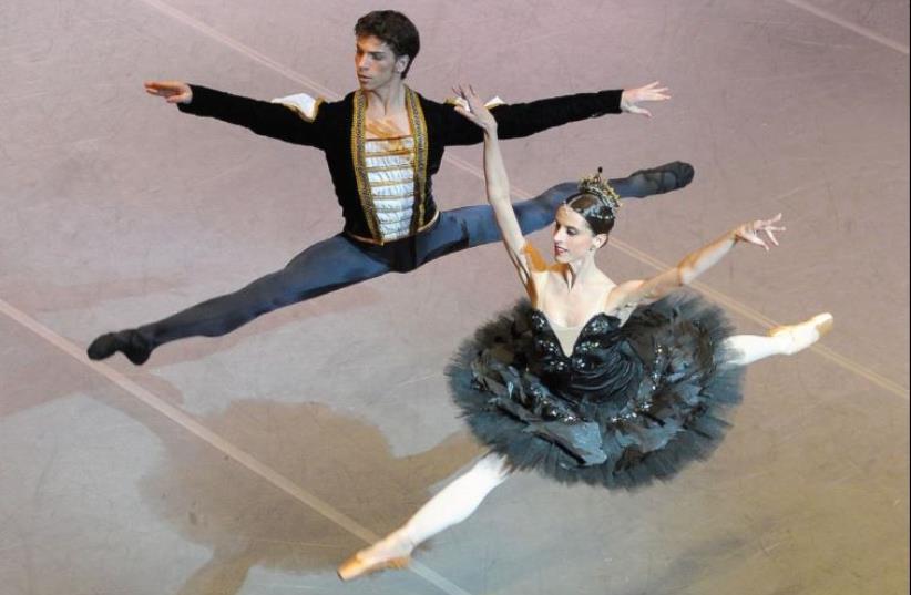 Julio Bocca's Ballet Nacional SODRE (photo credit: PR)