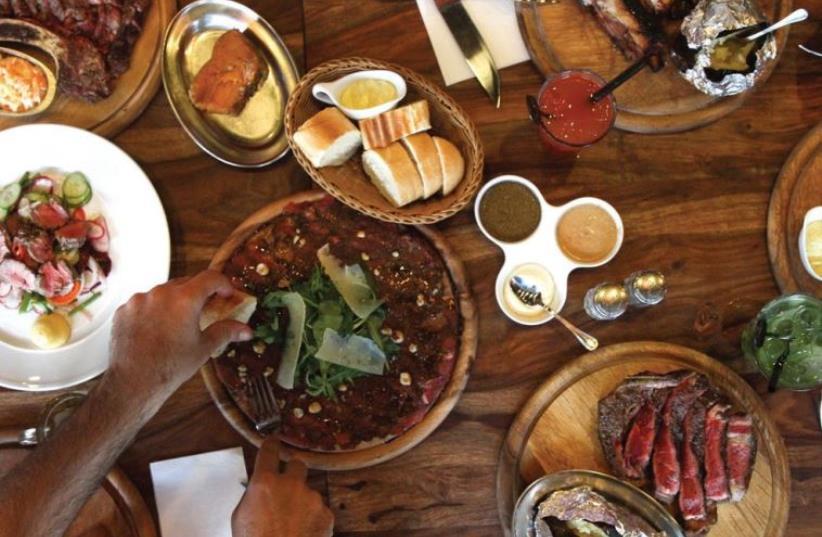 Rio Grande steakhouse (photo credit: PR)