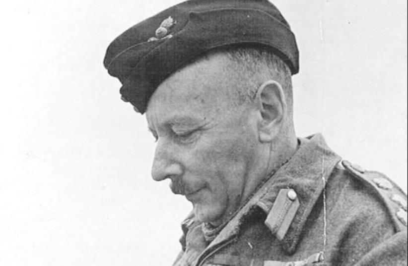Brigadier Frederick Hermann Kisch, the highest ranking Jew in the British army during World War II (photo credit: Courtesy)