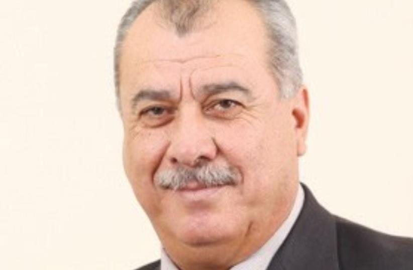MUHAMMAD BARAKEH (photo credit: KNESSET)