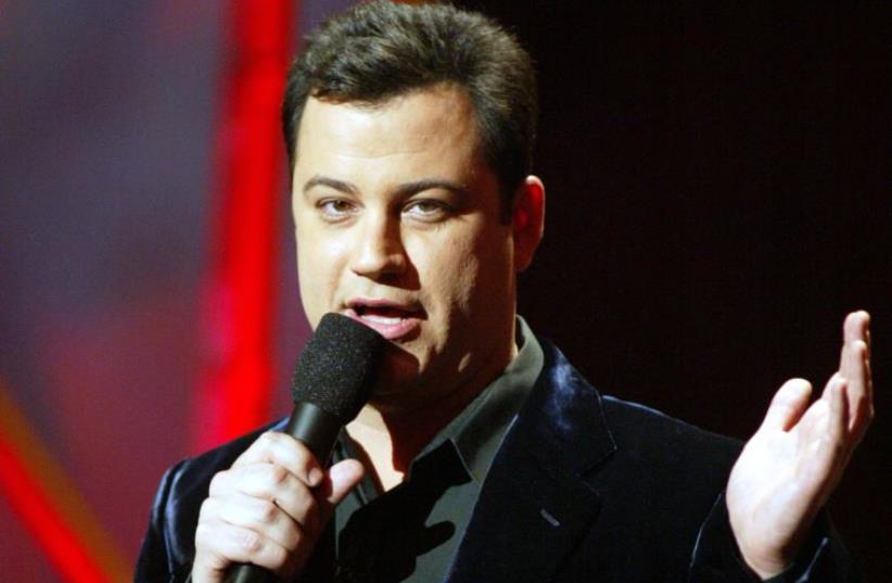 Jimmy Kimmel (photo credit: REUTERS)