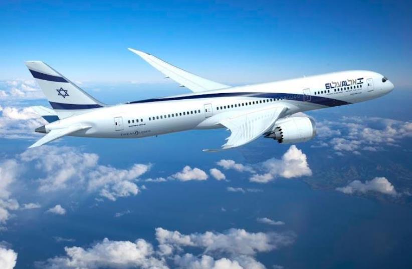 Boeing 787 Dreamliner (photo credit: BOEING)