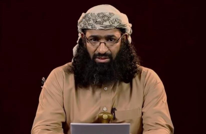 Al-Qaida in the Arabian Peninsula official Khaled Batarfi  (photo credit: MEMRI)